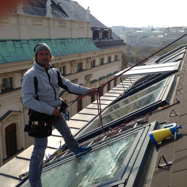 Sonnenschutzfolie: Dachbeklebungen