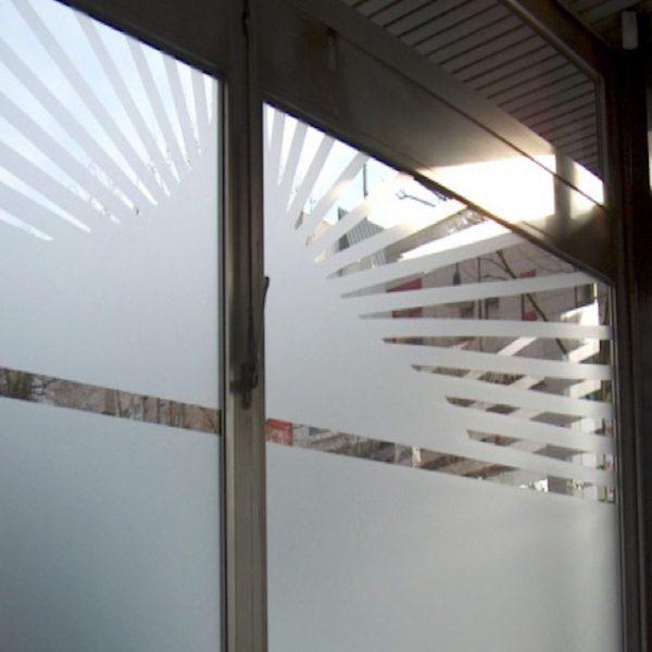 Glasfolien: Fenster